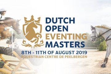 Dutch Open Eventing 2019 Equestrian Centre de Peelbergen