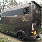Renault Master SWT Goldline XL paardenvrachtwagen Hulshof Horsetrucks