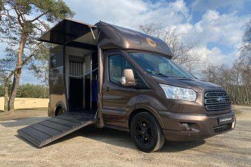 Ford Transit Pferdetransporter