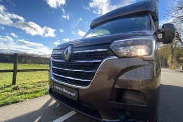 Renault Master paardenvrachtwagens