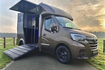 Pferdetransporter Renault Master