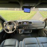 Dashboard Renault Master