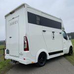 Opel Movano horsetruck